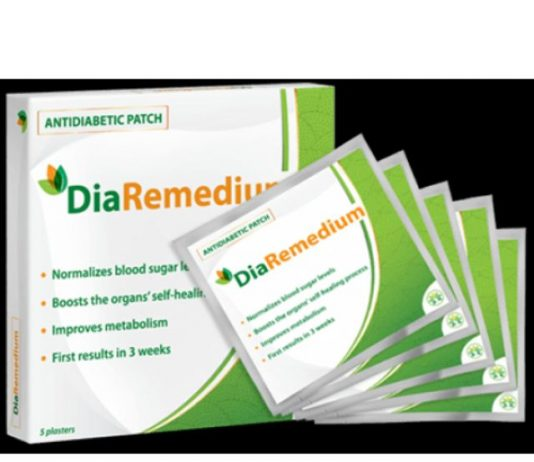 DiaRemedium The complete guide to 2018, plaster price, review - effect, forum - where to buy? Philippines - original