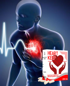 Heart Keep capsules, ingredients, how to take it, how does it work , side effects