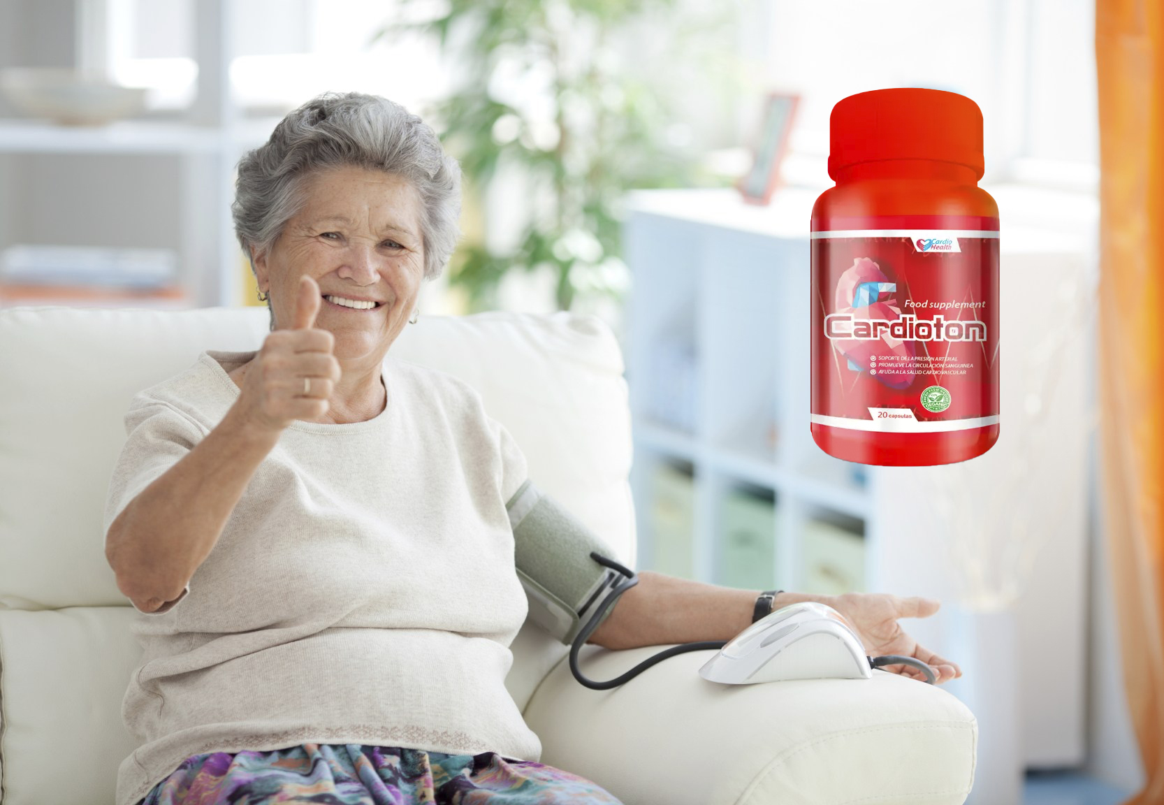 Cardioton capsules how to take it, how does it work, side effects