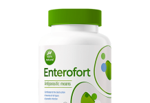 Enterofort capsules - ingredients, opinions, forum, price, where to buy, lazada - Philippines
